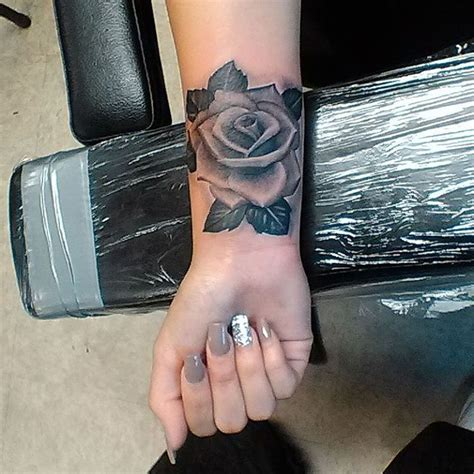 tattoos of roses on wrist 25 best ideas about wrist tattoos on