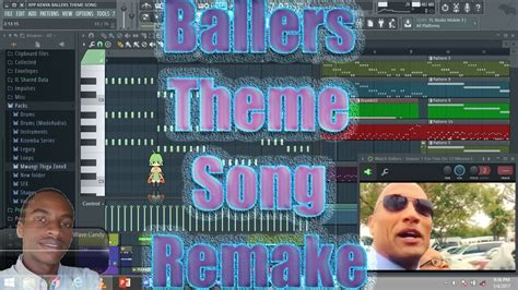theme song to ballers ballers theme song remake fl studio free flp no extra