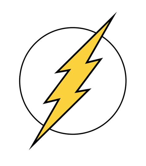 flash logo templates the flash speed justice league fan fiction wiki