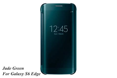 Clear View Flip Mirror Cover Samsung Galaxy J2 Prime