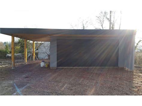 carport gro fertiggarage mit anbau gro raumgaragen alwe garagen