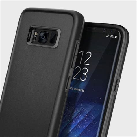Obliq Shield Samsung Galaxy S8 Black obliq skyline advance samsung galaxy s8 black