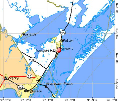 rockport texas map places with character when harvey meets rockport