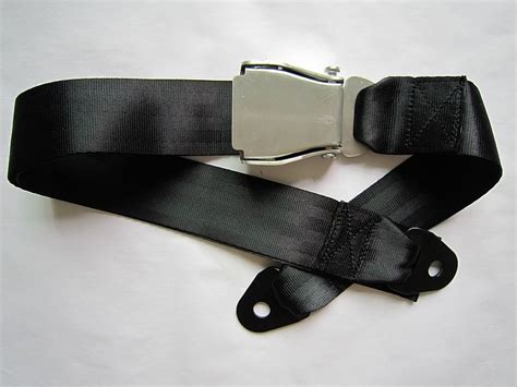 aviation safety seat belts safety belt type and polyester material type aircraft seat