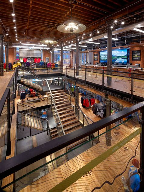 Rei Retail Store By Callison New York 187 Retail Design Blog Backyard Store