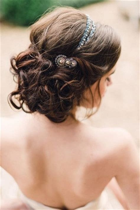 Wedding Hairstyles Updo With Headband by 36 Breath Taking Wedding Hairstyles For Pretty Designs