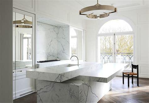 ta bathroom showrooms trend alert 14 integrated marble kitchen sinks remodelista