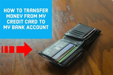wire money bank account how to transfer money from a credit card to a bank account