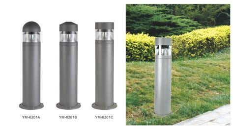 Patio Bollard Lights Outdoor Lighting Aluminum Lawn Ls E27 G12 Garden