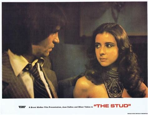 The Stud the stud 1978 lobby card 1 joan collins oliver tobias