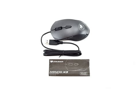 Mice Mouse Minos X3 Gaming minos x3 gaming mouse review