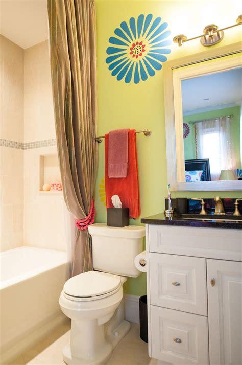 43 teenage girl s bathroom shower curtain from the ceiling bathroom pinterest ceilings