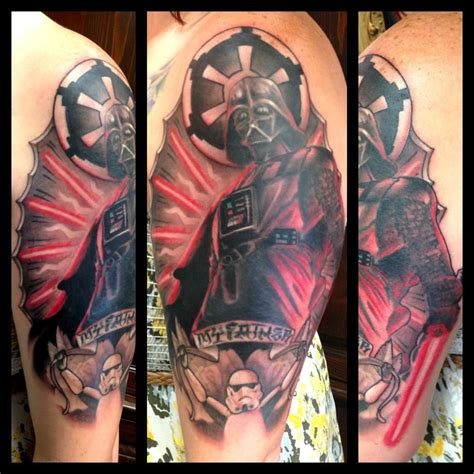 dark star tattoo wars the side my amazing memorial
