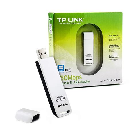 Usb Wi Fi Tp Link 150 Mbps Tl Wn723n jual tp link tl wn727n wireless usb adapter 150 mbps