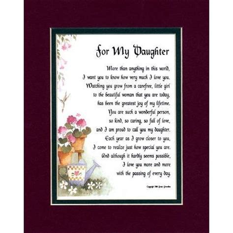 Poems To A  Ee  Daughter Ee   Poems For Daughters Recipes To