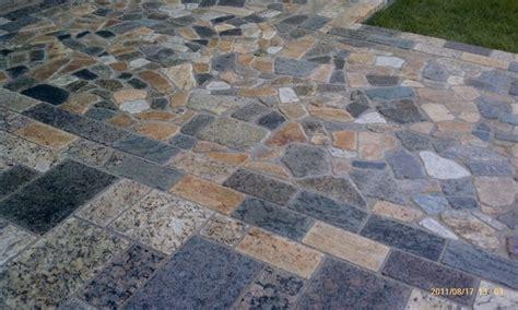 Granite Patio Pavers Granite Pavers Traditional Patio Philadelphia By Forever Llc