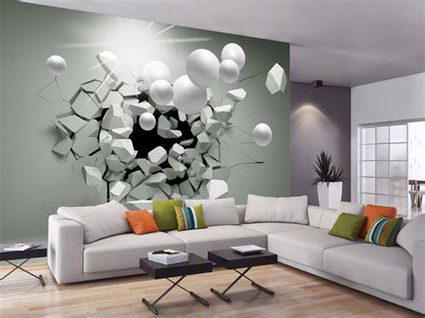 stylish  wallpaper  walls