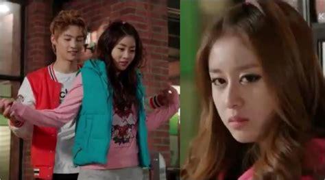 berita terbaru jiyeon t ara 2015 jiyeon t ara cemburu pada kang sora dan jb di dream high