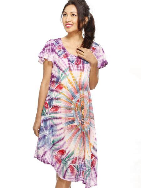 Dress Batik Handmade batik dress hippie dress himalayan handmades