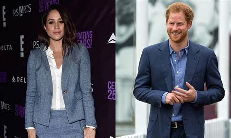 prince harry and meghan markle called perfect couple by prince harry and meghan markle spotted together at friend