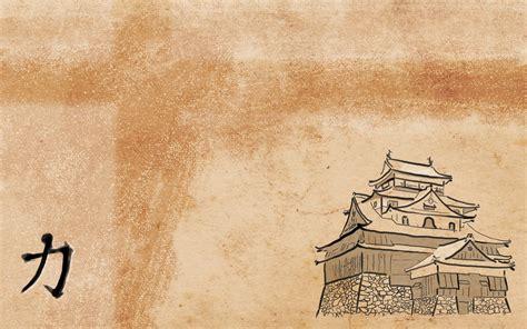 Japanische Tapete by Japan Minimalistic Artwork Himeji Wallpaper Allwallpaper