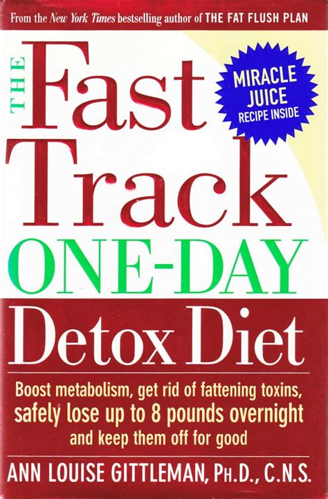 One Day Detox by The Fast Track One Day Detox Diet Hightechhealth