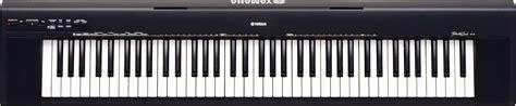 Keyboard Yamaha Np 30 Yamaha Np 30 Portable Grand Keyboard Inc Gigbag And Power