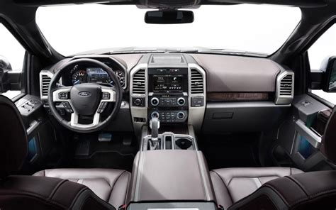 ford expedition 2018 interior 2018 ford expedition redesign release date price new