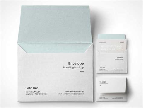 Business Letter Mockup envelope letter branding psd mockup psd mockups