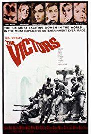 the victors 1963 full movie the victors 1963 imdb