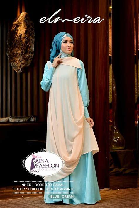 Elmeira By Aina Fashion open po elmeira by aina fashion jual busana muslim
