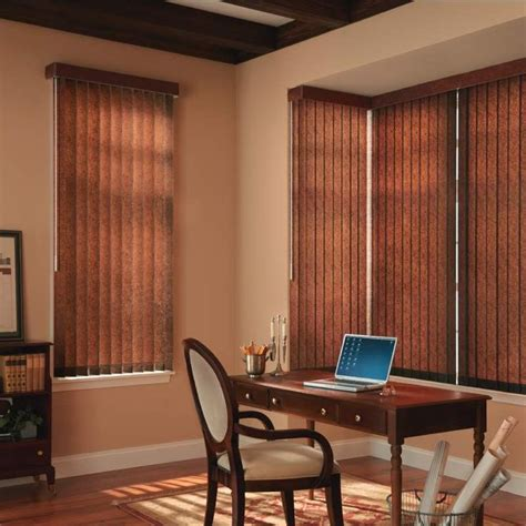 bali fabric vertical blinds add drama dimension and