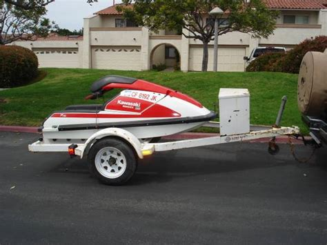 Kawasaki 650 Jet Ski For Sale by Kawasaki 650 Stand Up Jet Ski For Sale