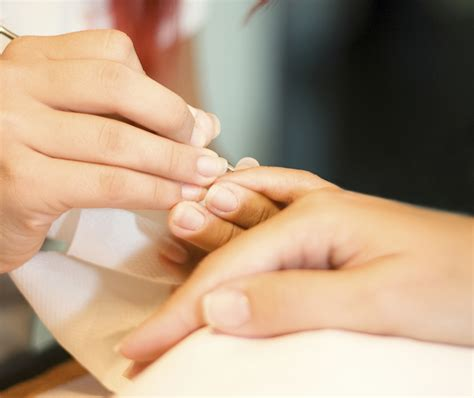 nail salon manicure relaxing spa vacations
