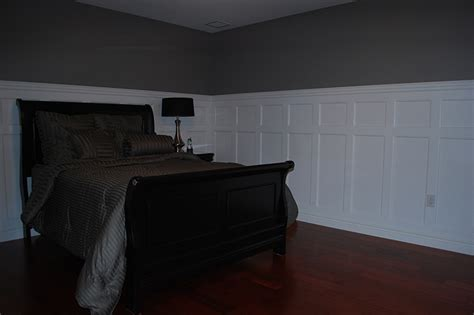 wainscoting bedroom 60 quot tall double panel wainscoting pictures dining room