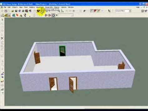grand designs 3d home design software arcon 3d architect grand designs 3d doors tutorial youtube