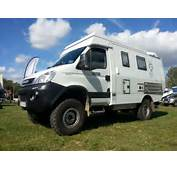 Iveco Daily 4x4 Camper Offroad Expedition  YouTube