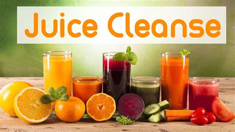 Juice Detox by Juice Cleanse Recipe Dishmaps