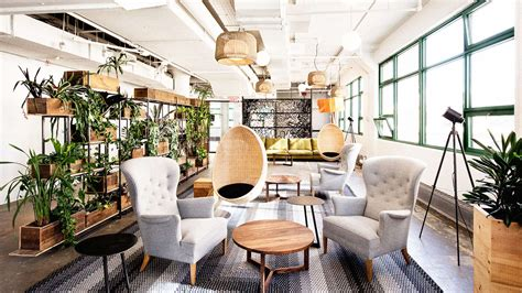 Local Handmade Furniture - etsy s new ultra sustainable headquarters is filled wit