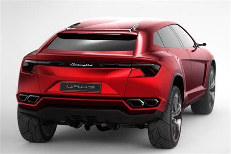 Lamborghini Uros Official Lamborghini S Urus Concept Is A 600hp Suv Aiming