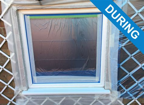 spraying window frames spray paint double glazed windows hc
