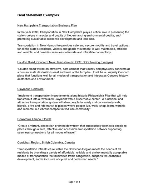 resume exles business business objective statement exles 28 images strategy