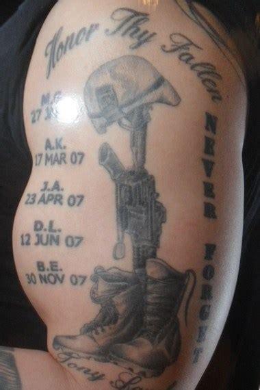 tattoo ideas for veterans clark county veterans tattoos are stars of new exhibit