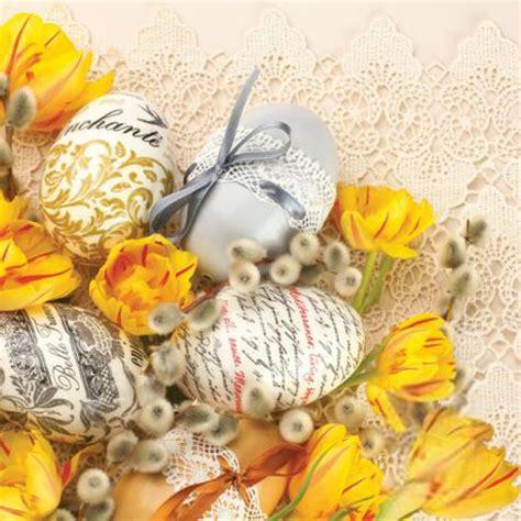 Tovaglioli Di Pasqua by Tovaglioli Di Pasqua Per Decoupage Uova Colorata 1 Pz