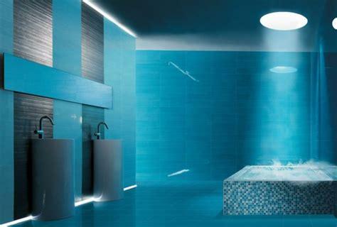Cabine De Aubade 1001 by 1001 Designs Uniques Pour Une Salle De Bain Turquoise