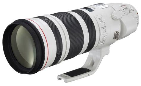 canon ef 200 400mm f 4l is usm extender 1 4x news