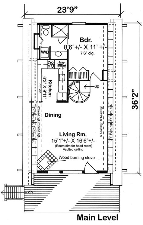 a frame cabin floor plans house plan 24308 at familyhomeplans com