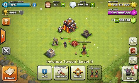 clash of clans apk hack clash of clans work v7 65 apk 2015