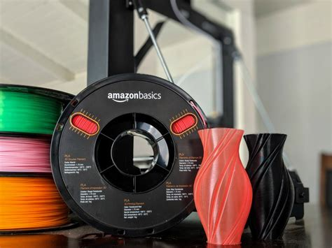 Amazonbasics Filament Abs by Should You Buy Amazonbasics Filament For Your 3d Printer Windows Central