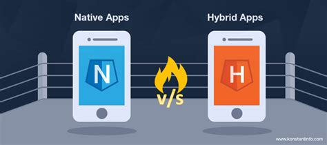 themes for hybrid apps native apps vs hybrid apps the pluses and minuses